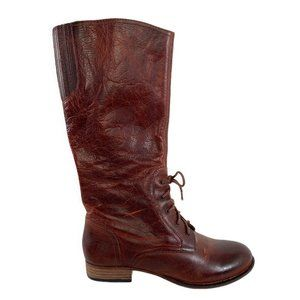 NWOB Wolverine 1000 Mile Tall Leather Riding Boots